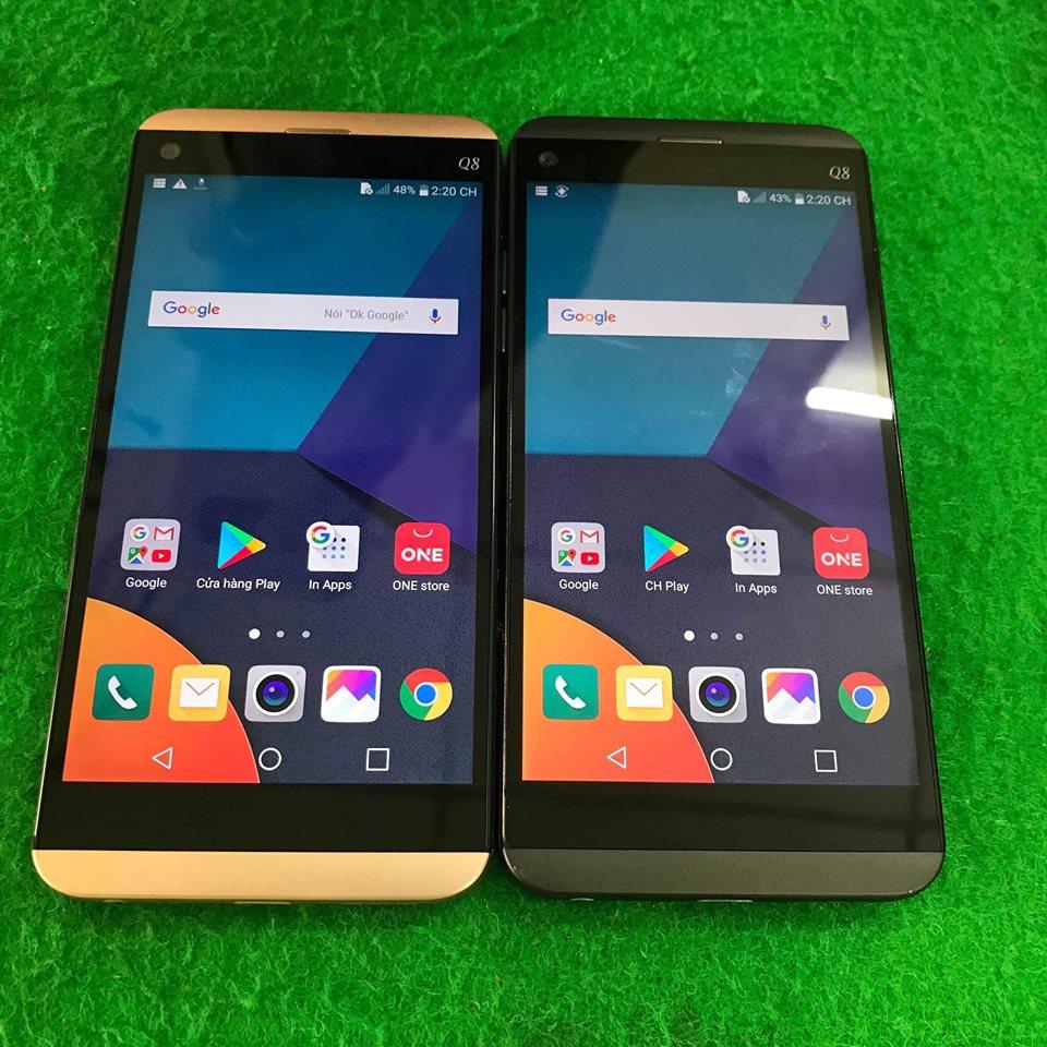 Đánh giá cấu hình điện thoại LG V34 ( LG Q8 )  isai Beat – Phiên bản thu nhỏ, chống nước của V20